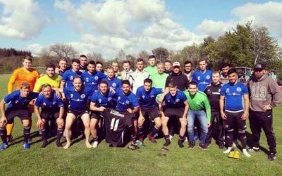 Heimsieg der ersten Mannschaft gegen SV Emsdorf
